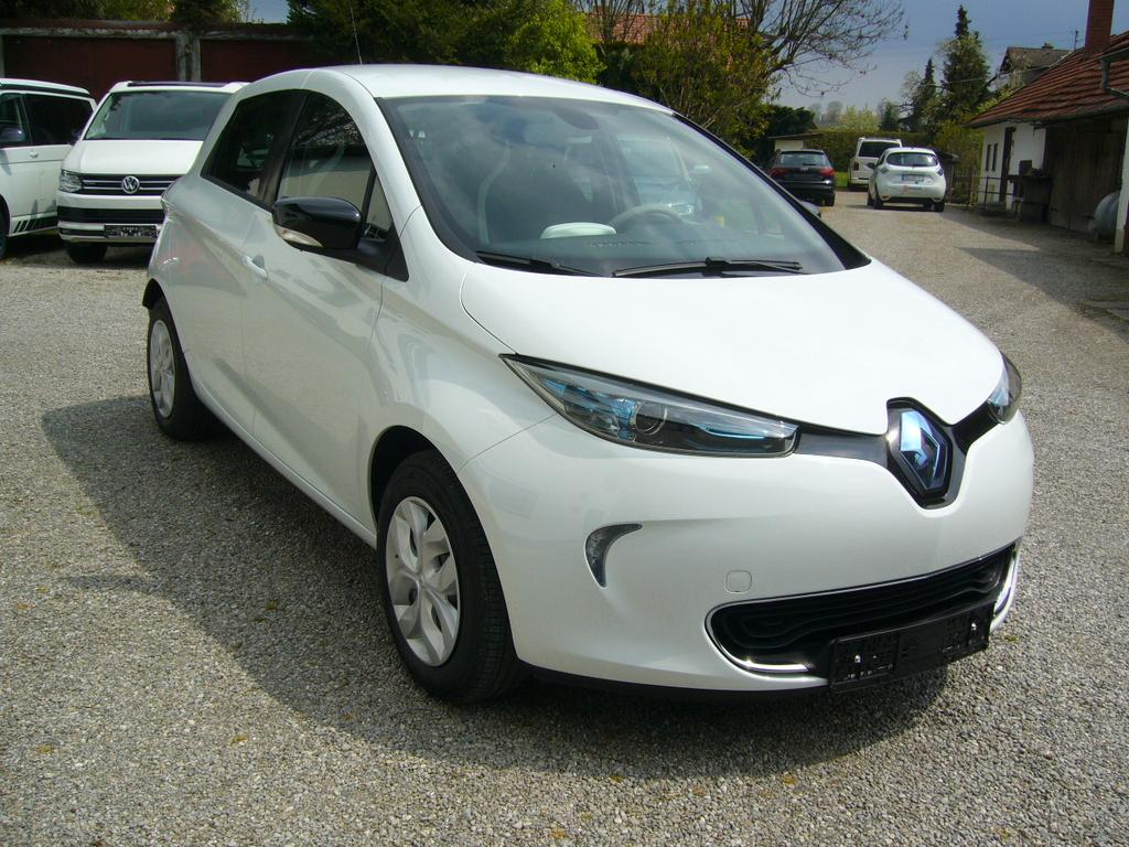 renault zoe life z modell 2017 bis 400km reichweite kurze ladezeit navigation. Black Bedroom Furniture Sets. Home Design Ideas