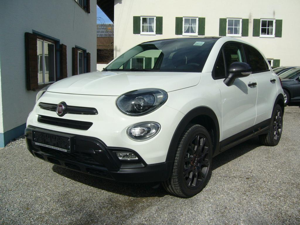 fiat 500x cross s design 1 4 multiair 140 ps 6 gang skydome el panoramadach xenon. Black Bedroom Furniture Sets. Home Design Ideas