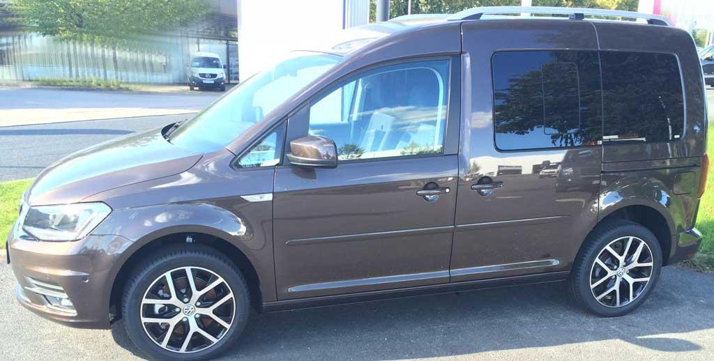 volkswagen caddy comfortline 2 0 tdi 4motion bmt reimport. Black Bedroom Furniture Sets. Home Design Ideas