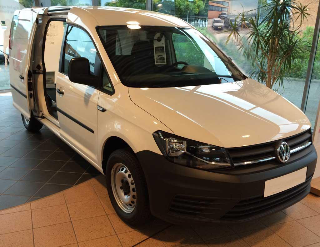Volkswagen Caddy Maxi Kasten 14 Tsi Eu6 Bmt Dsg Reimport Dk Günstig Online Kaufen