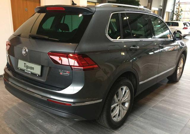 Tiguan Highline