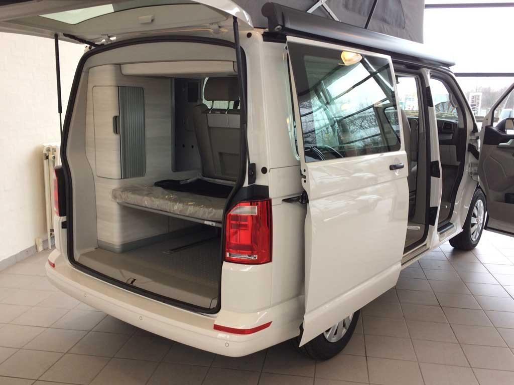 volkswagen t6 california coast 2 0 tdi 110 kw reimport dk. Black Bedroom Furniture Sets. Home Design Ideas