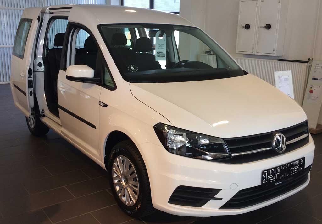volkswagen caddy trendline 2 0 tdi eu6 bmt scr reimport. Black Bedroom Furniture Sets. Home Design Ideas