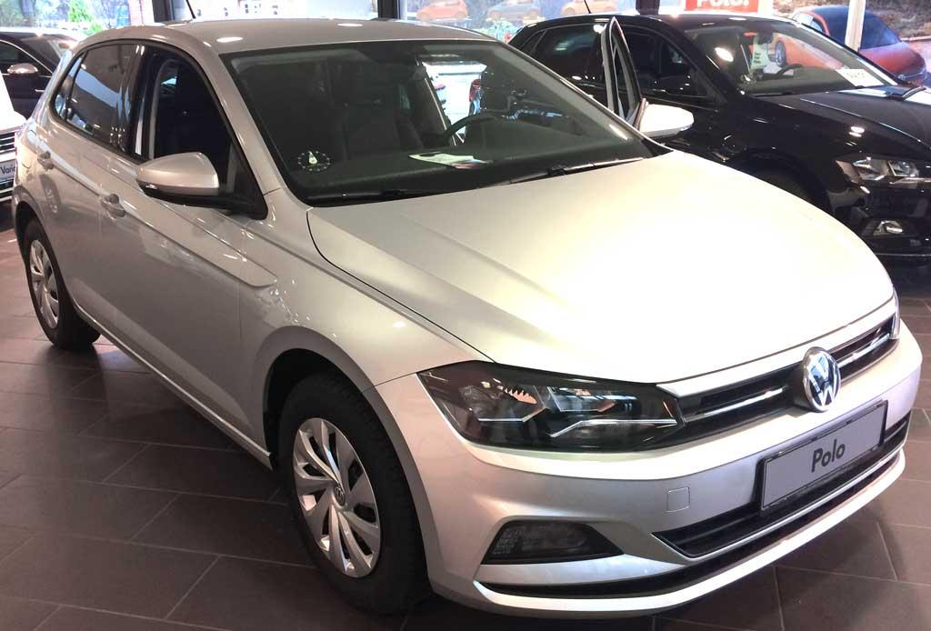 volkswagen polo comfortline 1 0 tsi 70 kw dsg reimport dk g nstig online kaufen. Black Bedroom Furniture Sets. Home Design Ideas