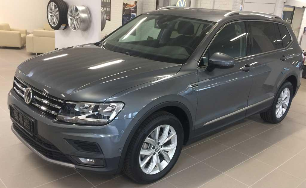 volkswagen tiguan allspace comfortline 2 0 tdi scr 110 kw. Black Bedroom Furniture Sets. Home Design Ideas