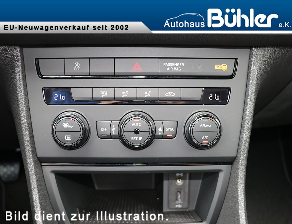 Seat Leon ST Reference - technic grau
