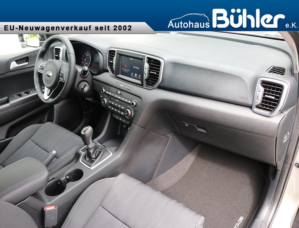 Kia Sportage 2018 1.6T-GDI 4WD DCT-Automatik Navigation, Sitzheizung ...