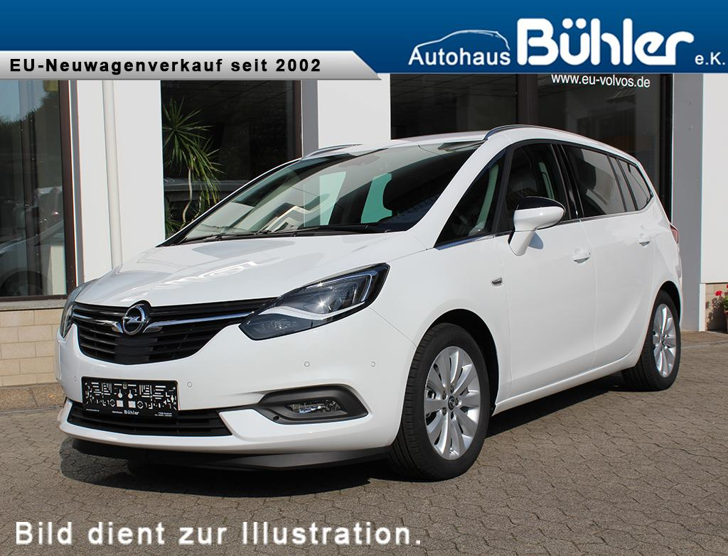 opel zafira tourer 1 4 turbo 103kw start stop innovation autohaus buehler. Black Bedroom Furniture Sets. Home Design Ideas