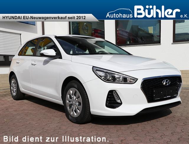Hyundai i30 Pure - polar white