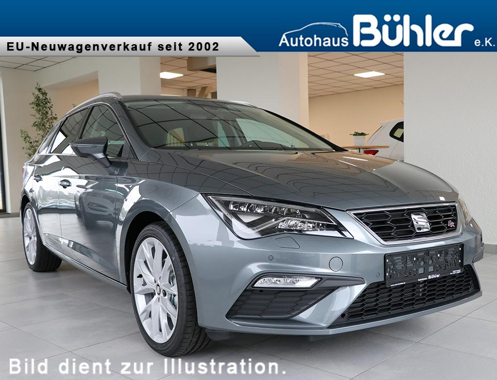 seat leon st fr my18 1 4 tsi voll led scheinwerfer 18 alufelgen autohaus buehler. Black Bedroom Furniture Sets. Home Design Ideas