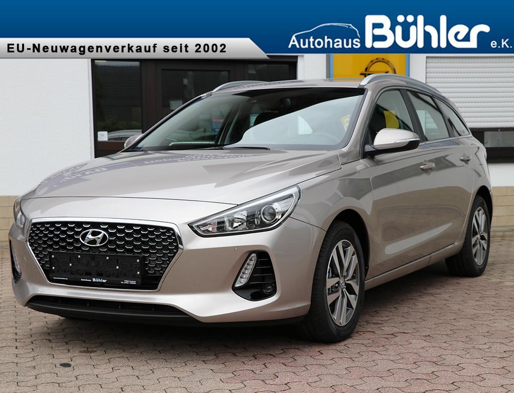 Hyundai i30 Kombi 1.4T-GDI Trend - white sand