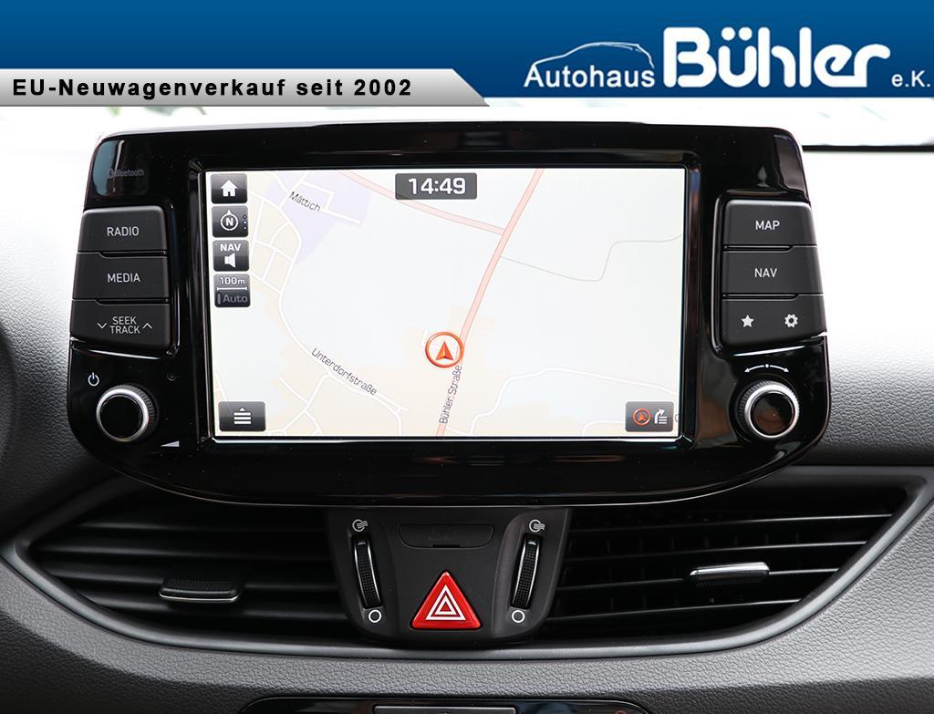 Hyundai i30 Kombi 1.4T-GDI Trend Navi - Interieur