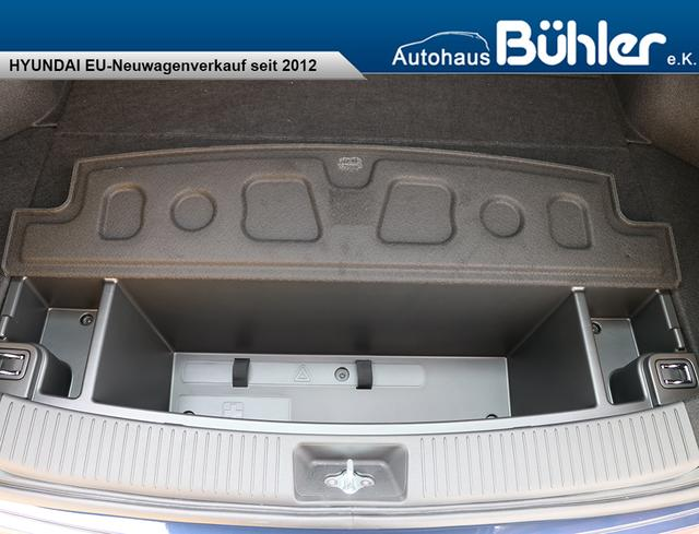 Hyundai i30 Kombi Select Plus Interieur