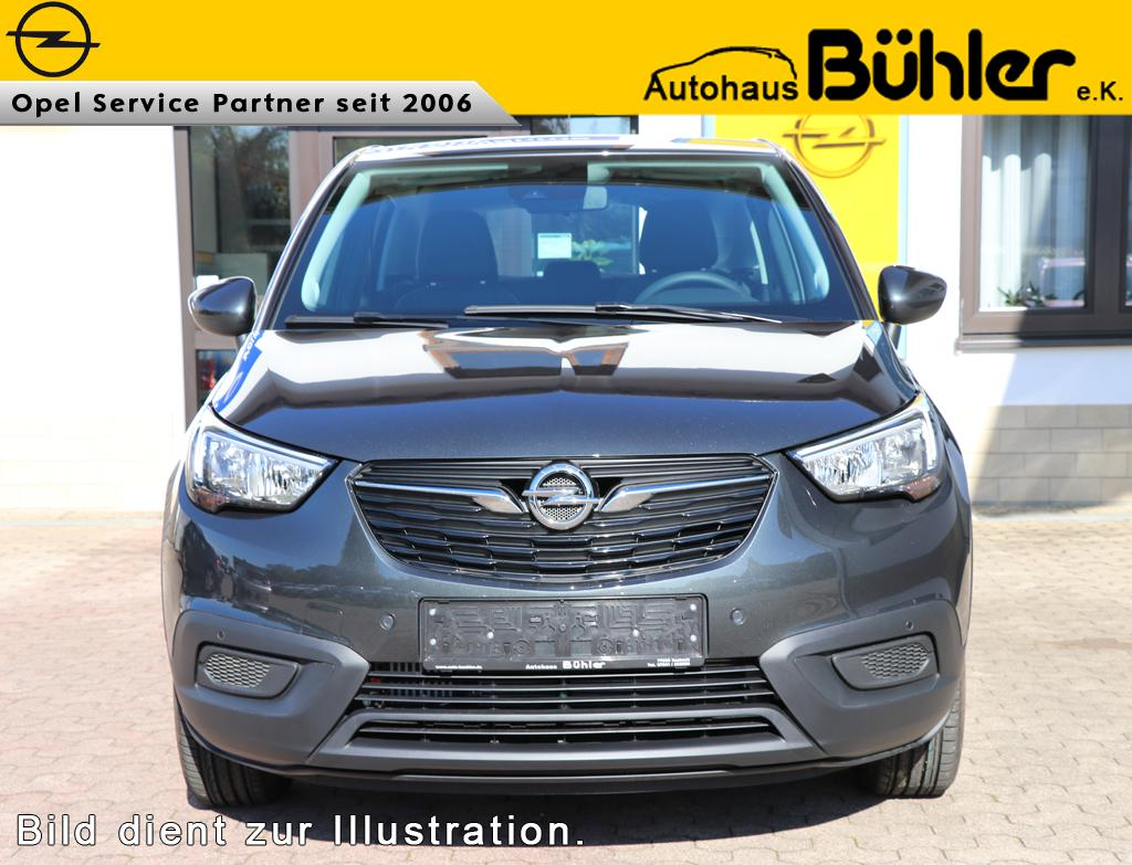 opel crossland x 2019 edition 1 2 direct injection turbo. Black Bedroom Furniture Sets. Home Design Ideas