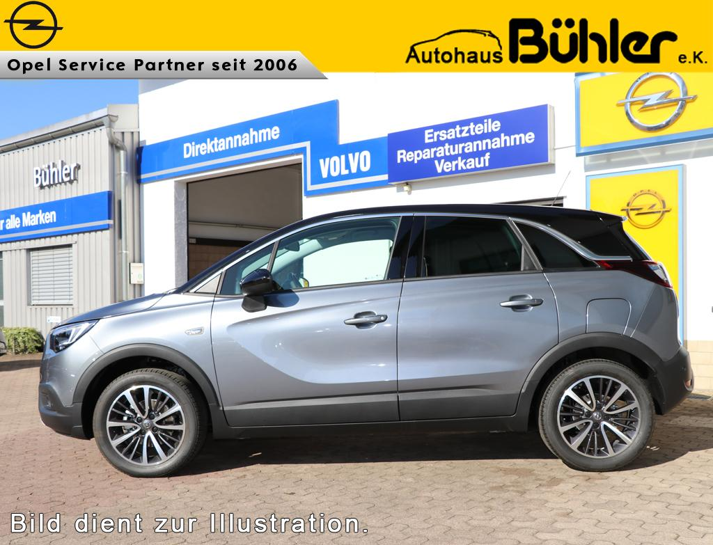 Opel Crossland X 1.2 Aut. Innovation - licht grau