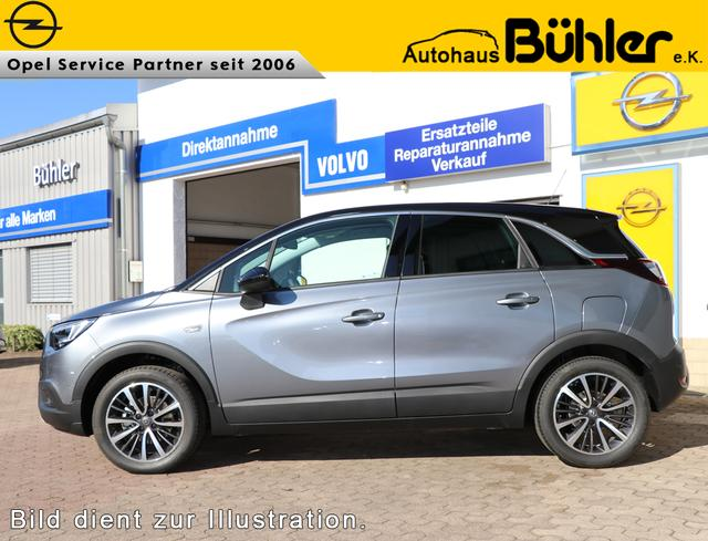 Opel Crossland X 1.2 Aut. Innovation - licht grau