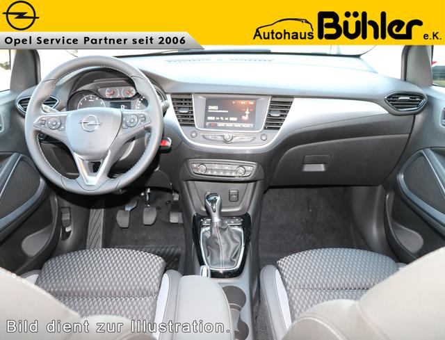 Opel Crossland X Edition - Interieur