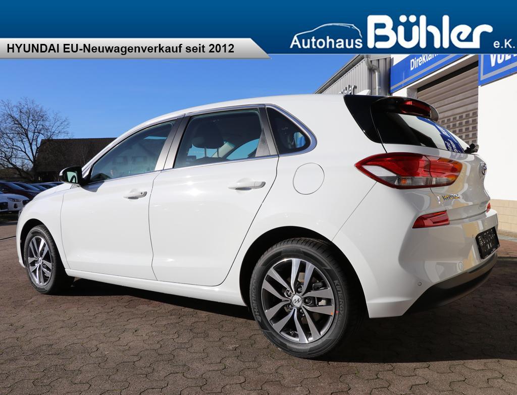 Hyundai i30 1.0T-GDI Trend - polar white
