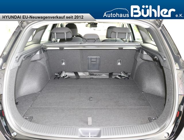 Hyundai i30 Kombi 1.4T-GDI Select Plus - Interieur