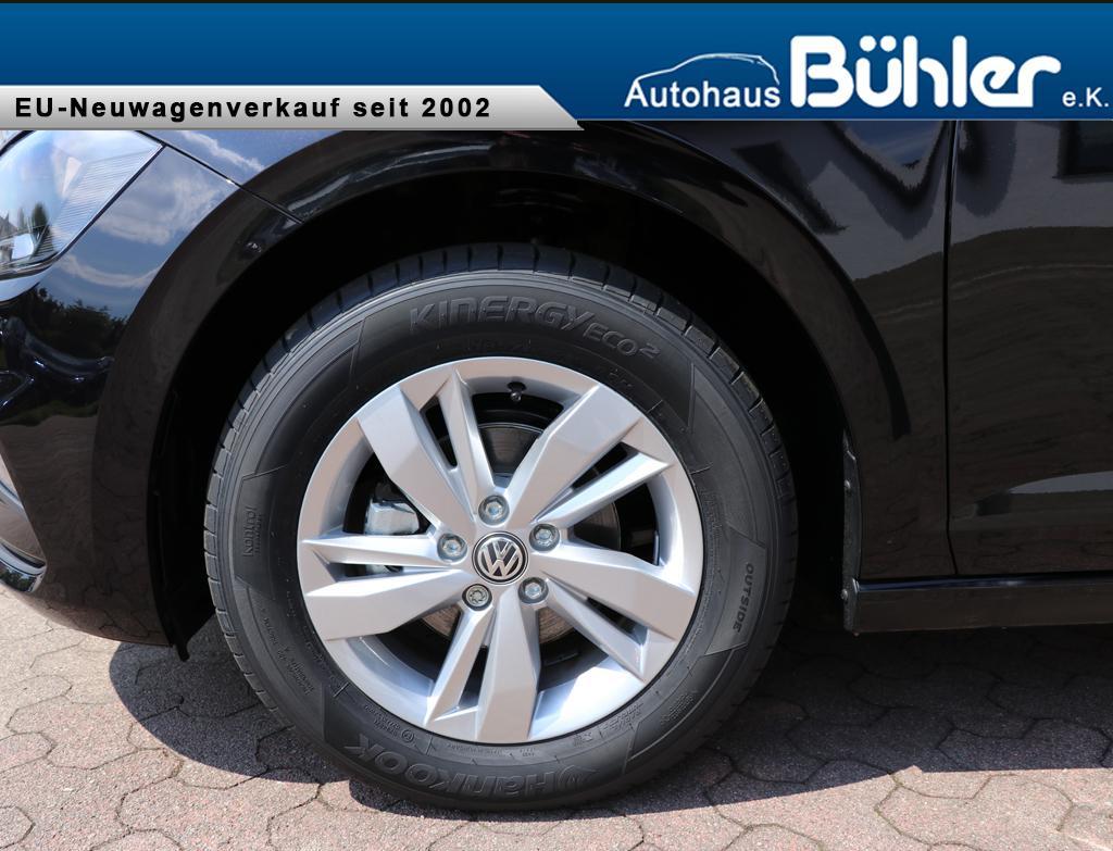 VW Polo 1.0TSI Comfortline - Deep Black Perleffekt