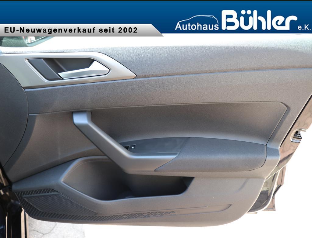 volkswagen polo 2018 comfortline 1 0tsi 70kw einparkhilfe vorne und hinten radio composition. Black Bedroom Furniture Sets. Home Design Ideas