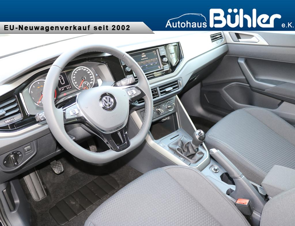 VW Polo 1.0TSI Comfortline - Interieur