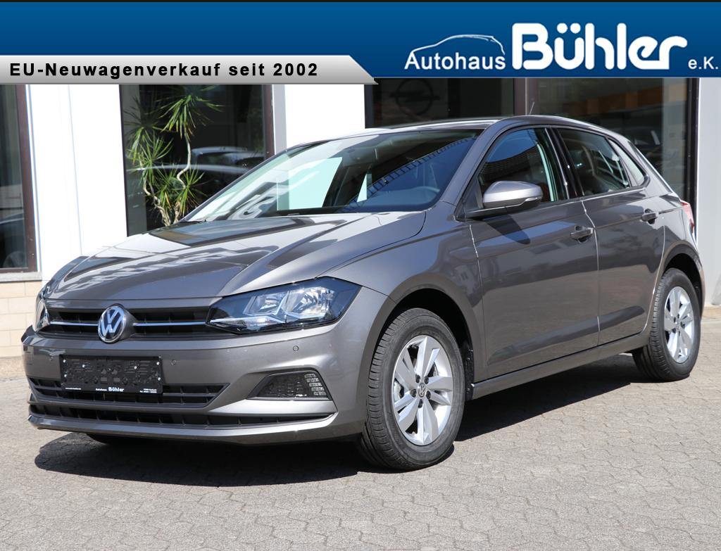 VW Polo 1.0TSI Comfortline - Limestone Grey Metallic