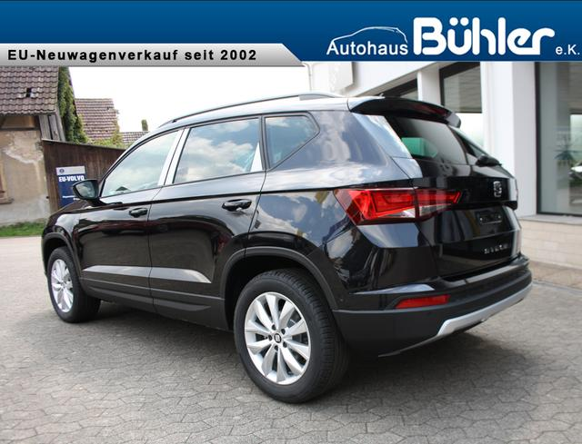 Seat Ateca 1.4TSI 4WD Style - Magic Schwarz
