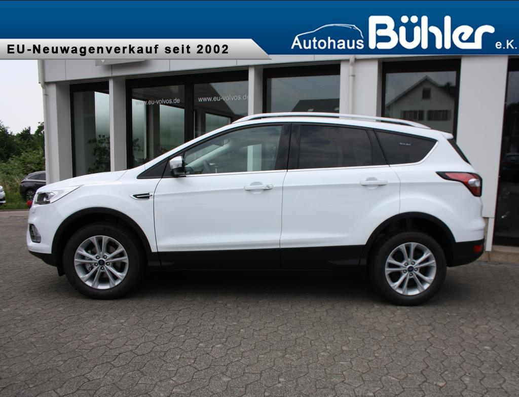 ford kuga st line 1 5ecoboost allrad automatik el. Black Bedroom Furniture Sets. Home Design Ideas