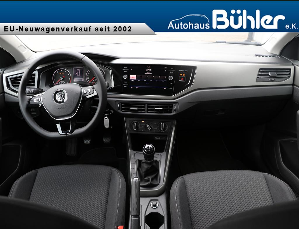 VW Polo Composition Media
