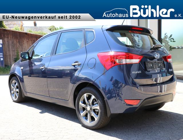Hyundai ix20 1.4 Limited - stargazing blue