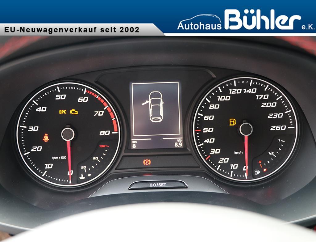 SEAT Leon ST FR MY18 1.4 TSI Voll LED-Scheinwerfer, 18\