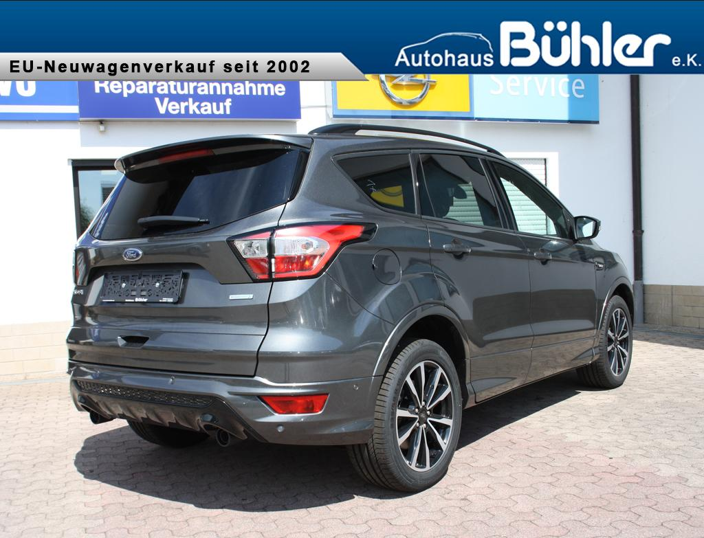 ford kuga st line 1 5ecoboost 2wd xenon panoramadach el. Black Bedroom Furniture Sets. Home Design Ideas