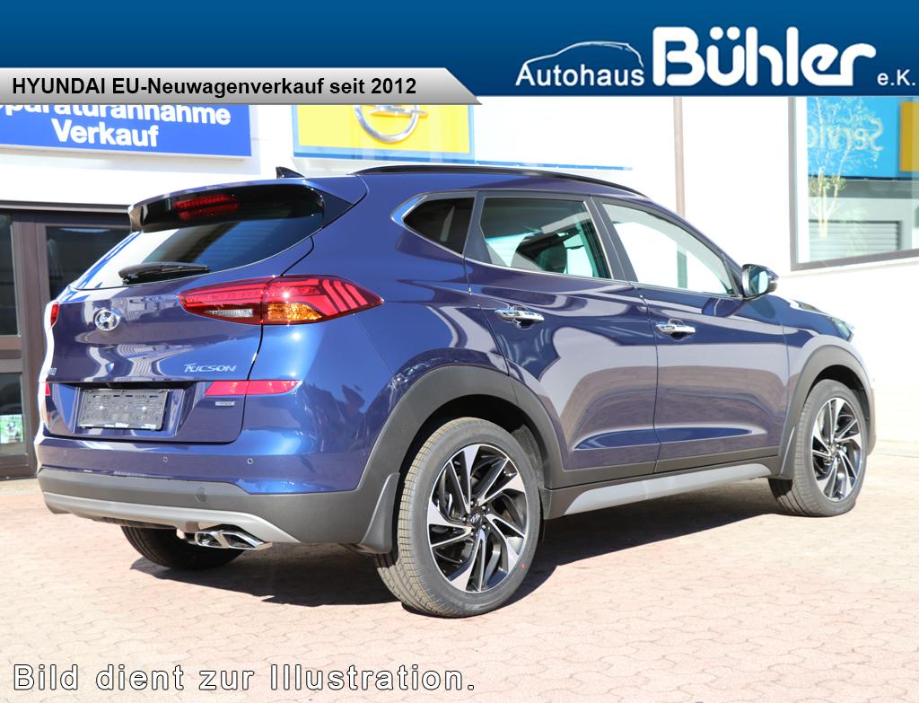 hyundai tucson 2019 premium facelift 1 6 t gdi 4wd dct. Black Bedroom Furniture Sets. Home Design Ideas