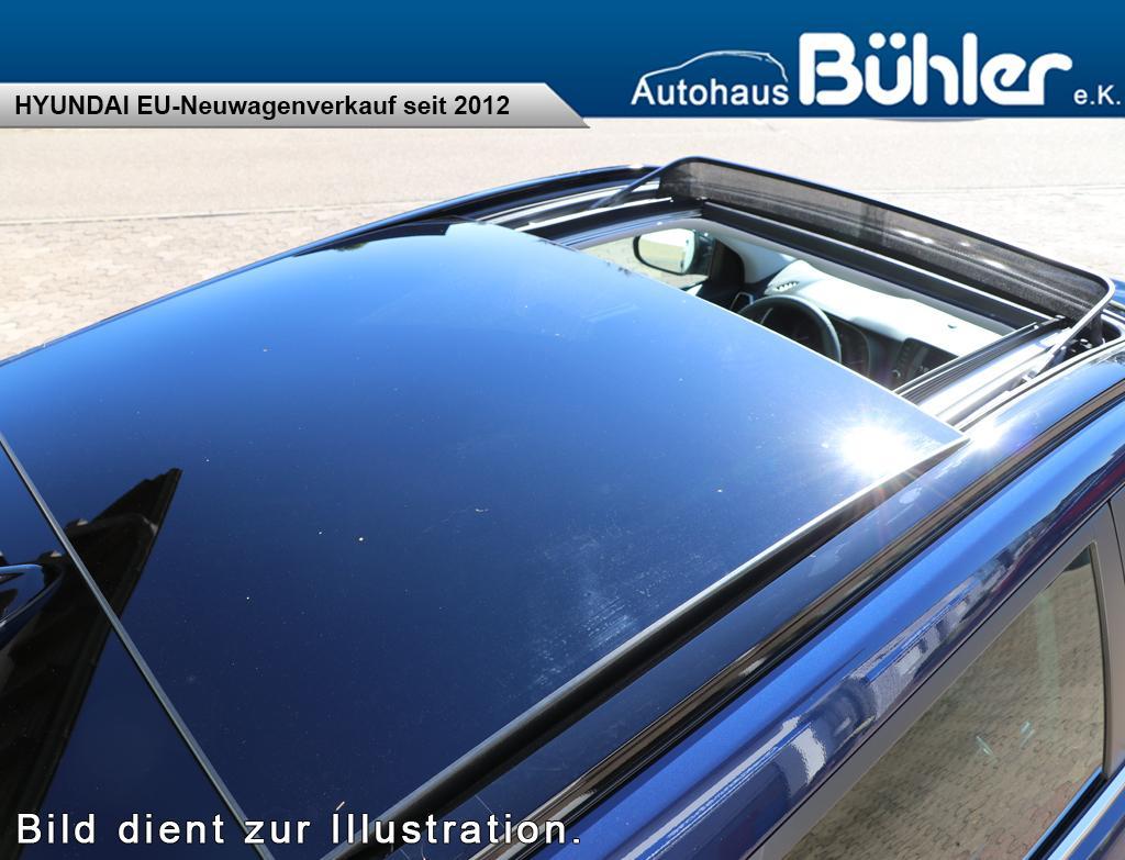 Hyundai Tucson 2019 Premium - stellar blue