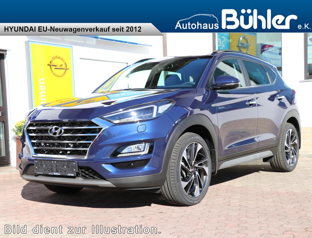hyundai tucson 2019 premium facelift 2 0crdi 8 gang. Black Bedroom Furniture Sets. Home Design Ideas