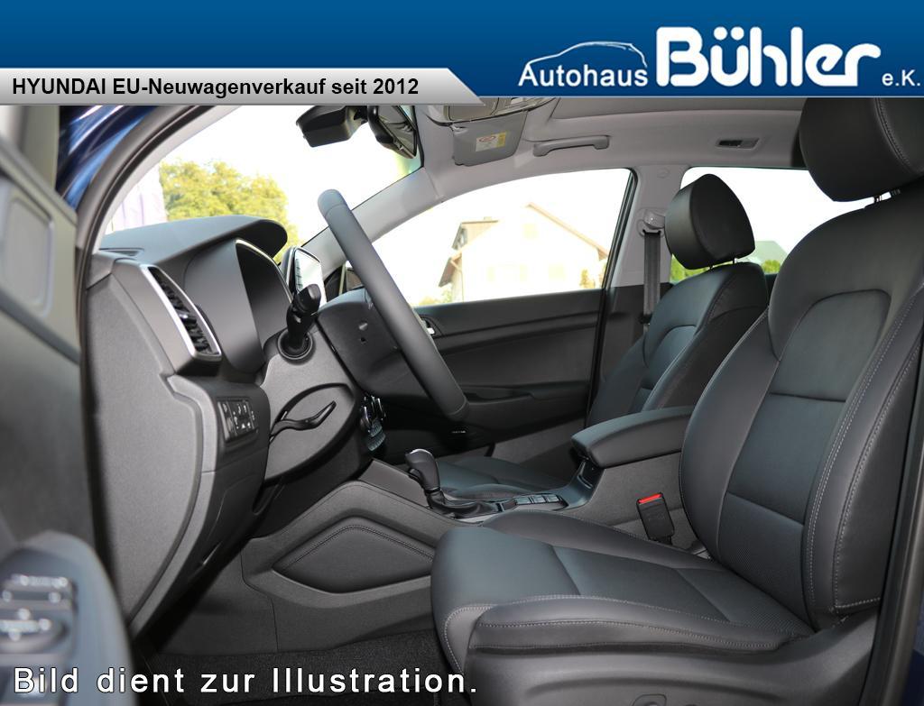 Hyundai Tucson 2019 Premium - Interieur