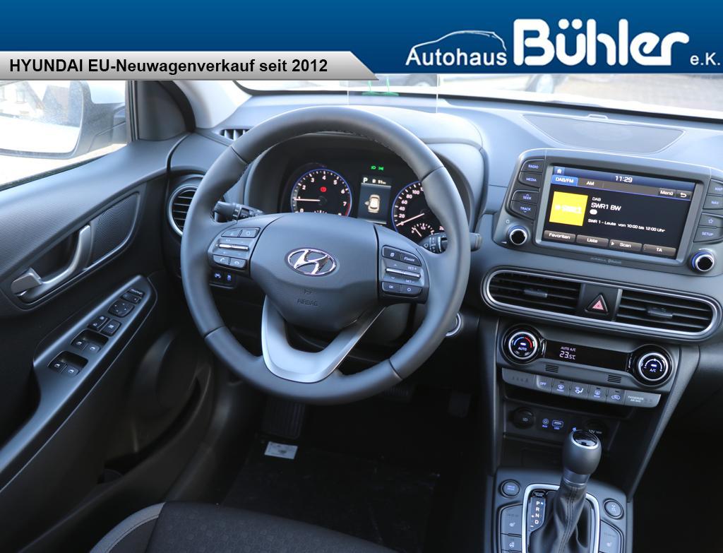 Hyundai Kona Premium - Interieur