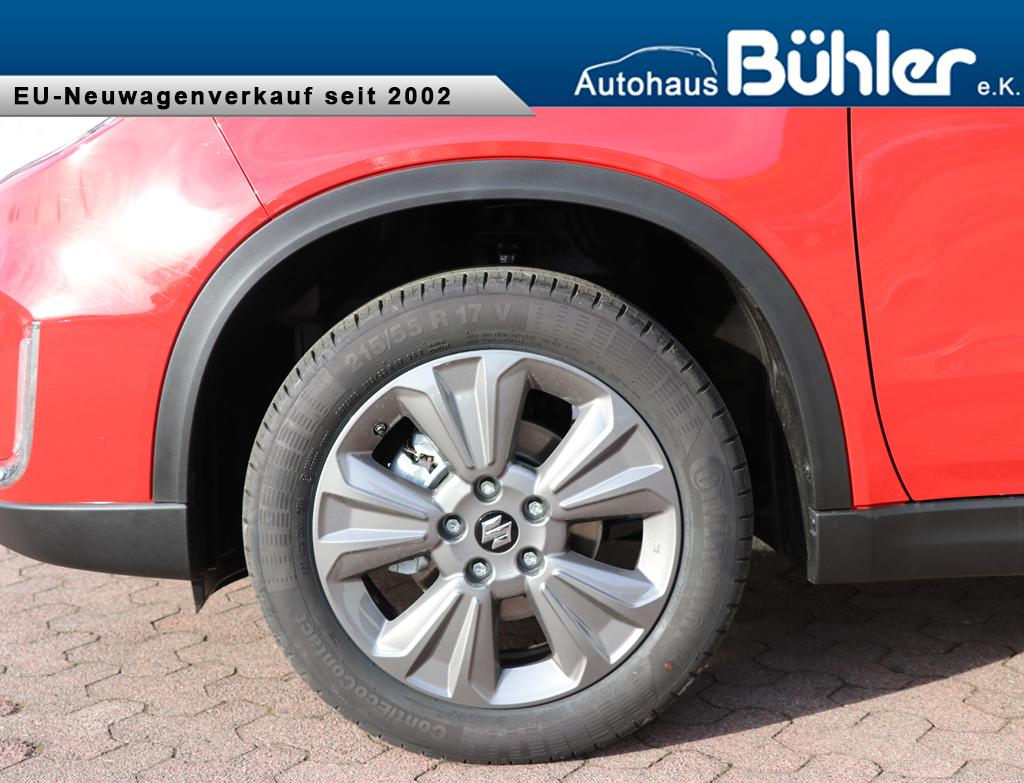 Suzuki Vitara 1.4 GL - bright red