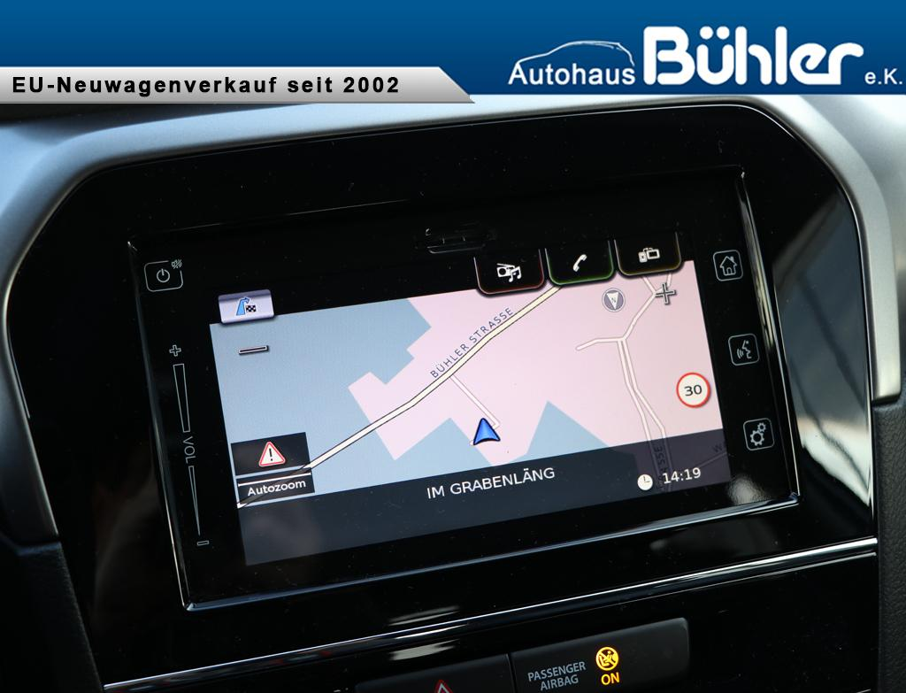 Suzuki Vitara GL - Interieur