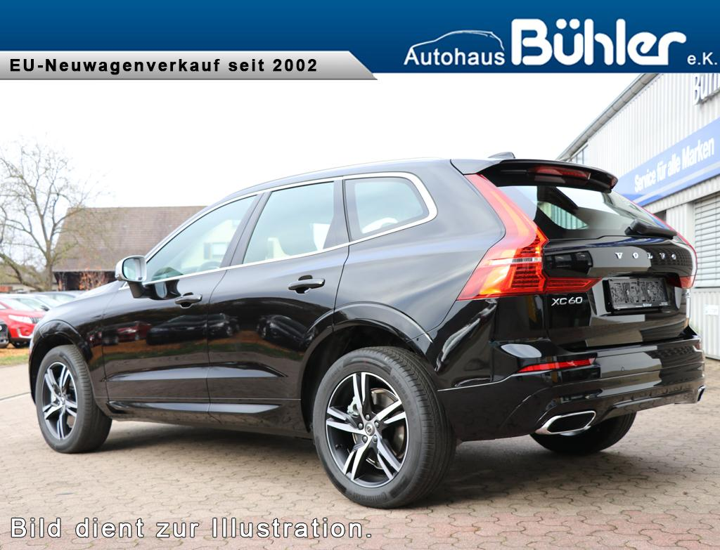 Volvo XC60 R-Design - onyx black metallic