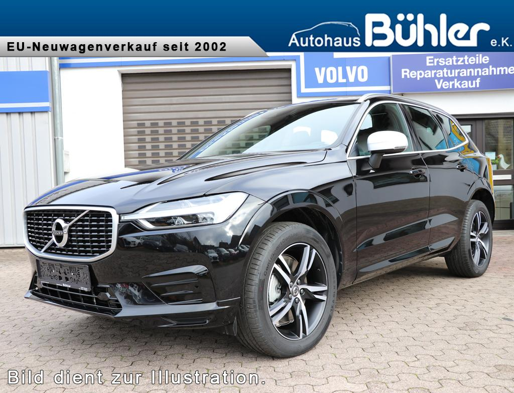 Volvo XC60 R-Design - onyx black metallic