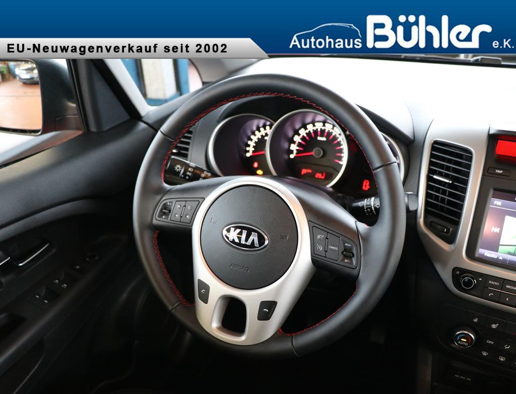 Kia Venga 2019 Spirit 1 6 Navigation Sitzheizung Einparkhilfe Eu