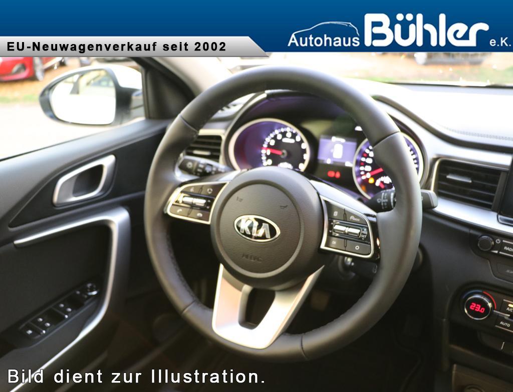 Kia Ceed 2019 Spirit 1 4 Cvvt Navigation Sitzheizung Eu Fahrzeug