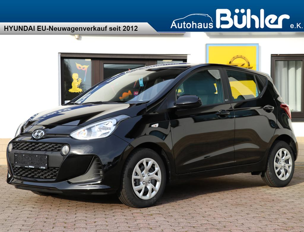 Hyundai i10 GO - phantom black