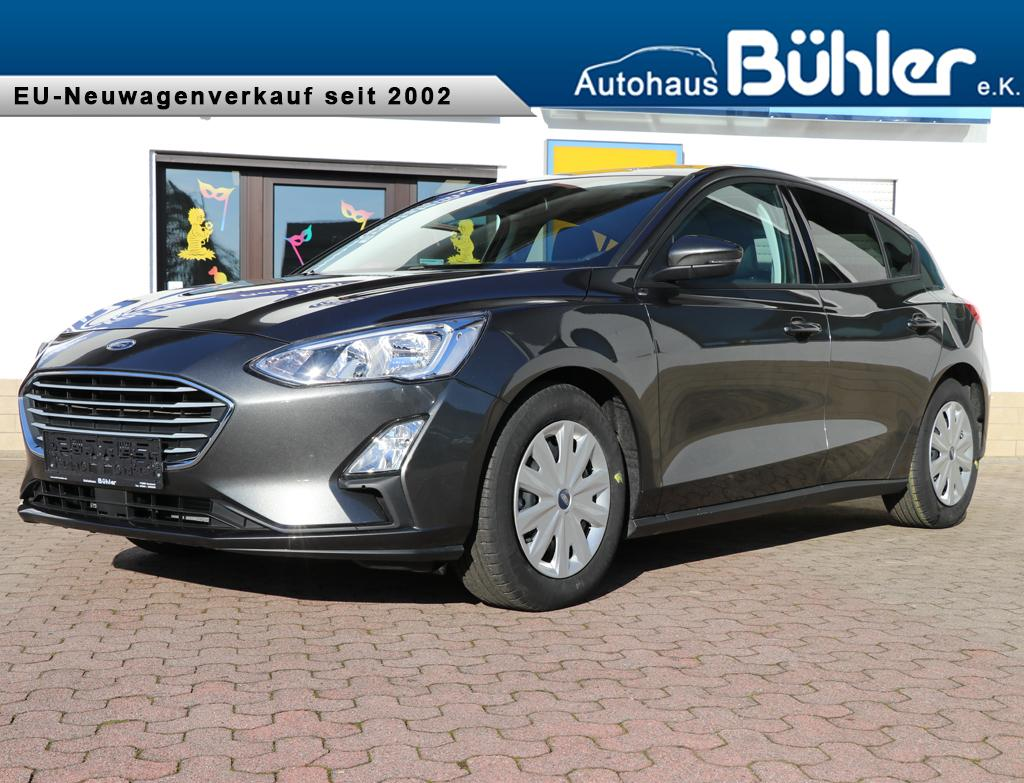 Ford Focus 1.0 Trend - Magnetic-Grau Metallic