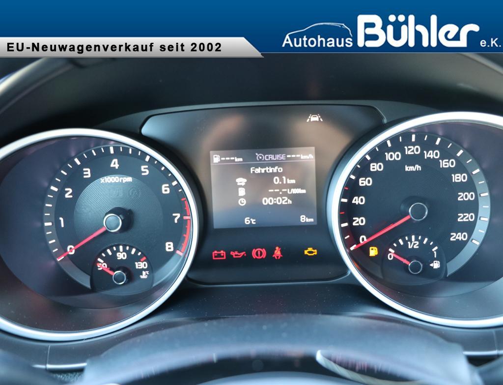 Kia Ceed Sportswagon 2019 Spirit Navi - Interieur