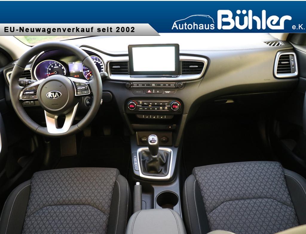 Kia Ceed Sportswagon 2019 Vision 14 T Gdi Gpf Navigation