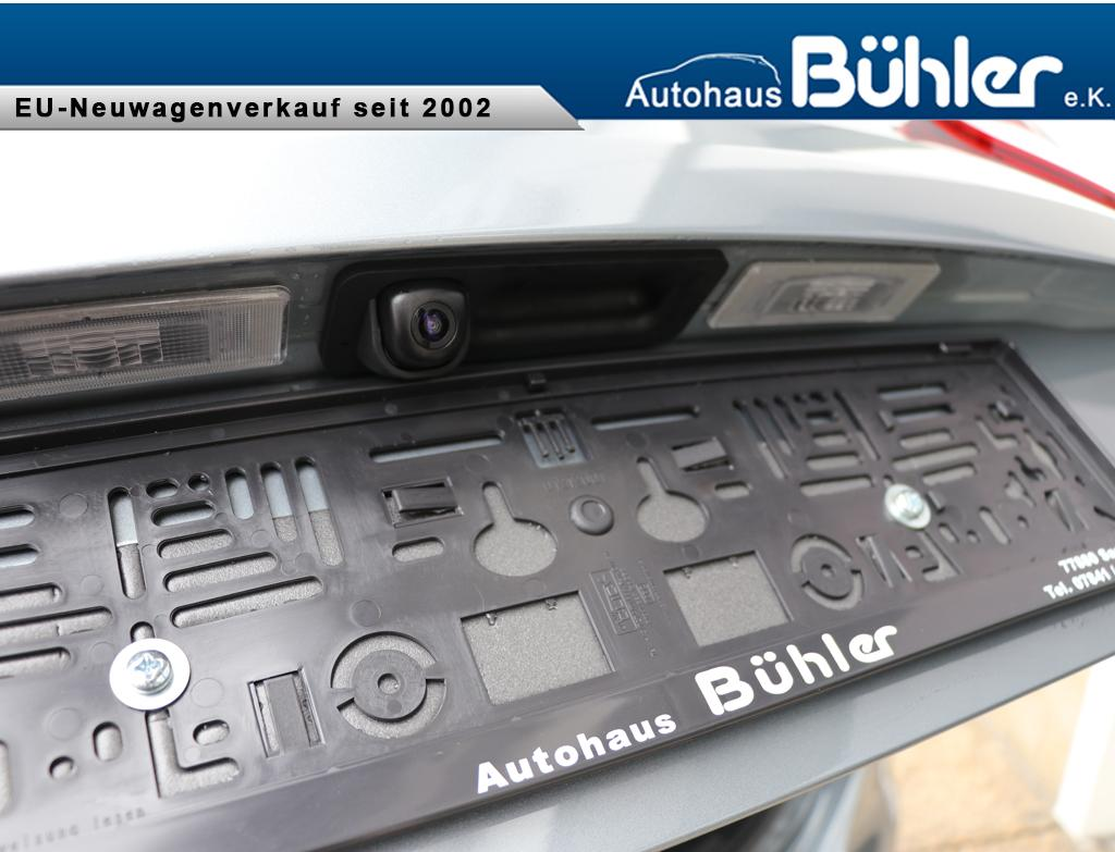 Kia Ceed Sportswagon 2019 1.4T-GDI Spirit - Lunarsilber metallic