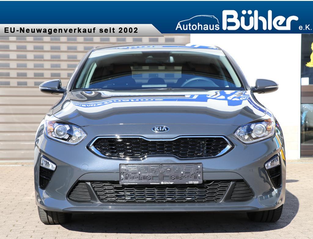 Kia Ceed 2019 1.4T-GDI Vision - Pentametal Metallic